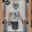2008 Leaf Limited Spotlight Rookie Bronze Caleb Campbell Lions RC  /125