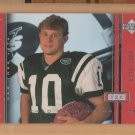 2000 UD Legends Rookie Chad Pennington Jets RC /2000