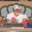 1999 Pacific Crown Royale Rookie Jeff Garcia 49ers RC