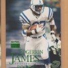 1999 Skybox Premium Rookie SP Edgerrin James Colts RC