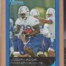 2006 Bowman Rookie Blue Joseph Addai Colts /500 RC