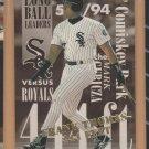 1994 Donruss Long Ball Leaders Frank Thomas White Sox