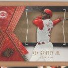 2005 Upper Deck SPx Ken Griffey Jr Reds