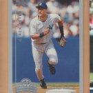 1999 Topps Opening Day Derek Jeter Yankees