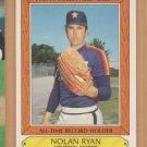 1985 Topps Collectors Series Nolan Ryan Astros