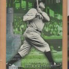 2000 UD Legends Millennium Team Babe Ruth Yankees