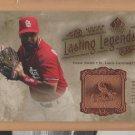 2005 UD SP Legendary Cuts Lasting Legends Ozzie Smith Cardinals /339