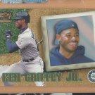 1998 Pacific Invincible Ken Griffey Jr Mariners