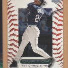 2000 UD Ovation Ken Griffey Jr Mariners