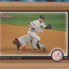 2010 Bowman Gold Derek Jeter Yankees