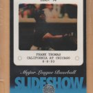 1994 Leaf Slideshow Frank Thomas White Sox
