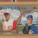 1999 Topps Rookie Austin Kearns Reds RC
