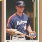 1989 Upper Deck Rookie Craig Biggio Astros RC