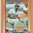 1990 Topps Rookie Frank Thomas White Sox RC