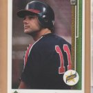 1989 Upper Deck Rookie Dante Bichette Angels Rockies RC