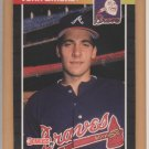 1989 Donruss Rookie John Smoltz Braves RC
