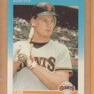 1987 Fleer Update Rookie Matt Williams Giants RC