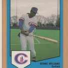 1989 ProCards Rookie Bernie Williams Yankees RC