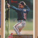 1995 Bowman Rookie Bartolo Colon Indians RC