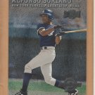 2000 Fleer Metal Rookie Prospects Alfonso Soriano Yankees