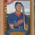 2002 Topps Rookie Jason Bay Expos Pirates RC