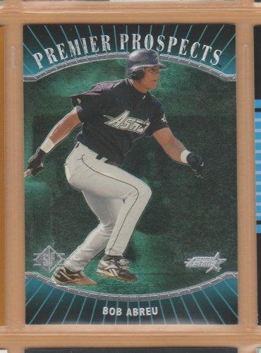 1996 Upper Deck SP Prospects Bob Abreu Astros