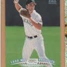 1999 Topps Stadium Club SP Rookie Matt Holiday Rockies RC