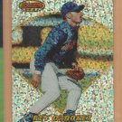 1996 Bowman's Best Preview Atomic Refractor Rey Ordonez Mets
