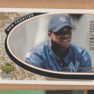 1999 UD Retro New Frontier Rookie Orlando Hernandez Yankees RC /1000