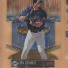 1999 Stadium Club Triumvirate Die Cut Ken Caminiti Padres