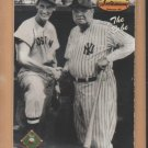 1993 Ted Williams Co. The Babe #121 Babe Ruth Yankees