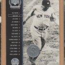 2000 UD Century Legends #52 Babe Ruth Yankees