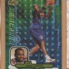 1998-99 UD Ionix SP Rookie Vince Carter Raptors RC