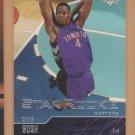 2003-04 Upper Deck Rookie Chris Bosh Raptors RC