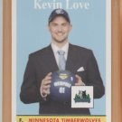 2008-09 Topps 1958-59 Variations Rookie Kevin Love Timberwolves RC