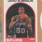 1989-90 NBA Hoops Rookie #310 David Robinson Spurs RC