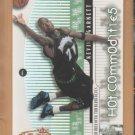 2000-01 Fleer Futures Hot Commodities Kevin Garnett Timberwolves