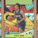 2002-03 Topps Chrome Coast to Coast Refractor Steve Nash Mavericks