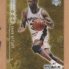 1998-99 UD Black Diamond Triple Diamond Sean Elliott Spurs /1500