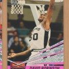 1993-94 Stadium Club Beam Team David Robinson Spurs