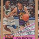 1993-94 Stadium Club Beam Team John Stockton Jazz