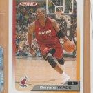 2005-06 Topps Total Dwayne Wade Heat