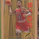 1997-98 Z Force Boss Scottie Pippen Bulls