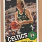 2006-07 Topps The Missing Years #LB85 Larry Bird Celtics