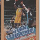 1999-00 Topps Own the Game Shaquille O'Neal Lakers