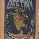 1997-98 Topps Chrome Destiny Shaquille O'Neal Lakers
