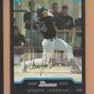 2004 Bowman Rookie Connor Jackson Diamondbacks RC