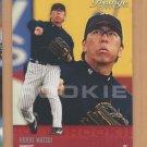 2003 Playoff Prestige Rookie Hideki Matsui Yankees RC