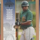 2003 Donruss Champions Rookie Delmon Young Devil Rays RC
