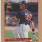 1993 Fleer Ultra Rookie Jim Edmonds Angels RC